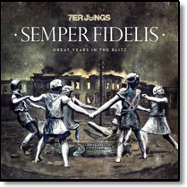 7ER JUNGS - LP Semper Fidelis (Glow In The Dark-Cover/+Download/)