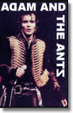 ADAM & THE ANTS - MC London 1981