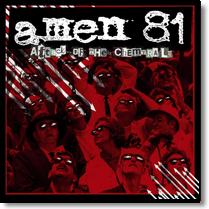 AMEN 81 - LP Attack Of The Chemtrails (+ Download)
