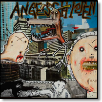 ANGESCHISSEN - DoLP same (Reissue/Lim. Ed./+ Download)