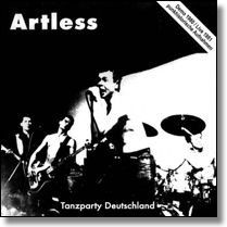 ARTLESS - CD Tanzparty Deutschland (ReIssue)