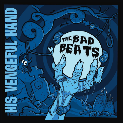 BAD BEATS, THE - CD His Vengeful Hand