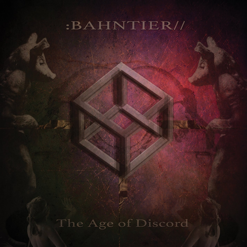 BAHNTIER - CD The Age Of Discord