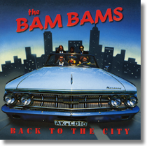 Bam Bams CD Back To City