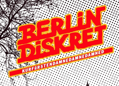 BERLIN DISKRET - LP Kurfürstendamnedamnedamned (+ Download)