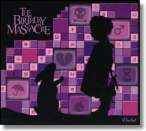 BIRTHDAY MASSACRE, THE - CD Violet (Lim.Erstauflage)
