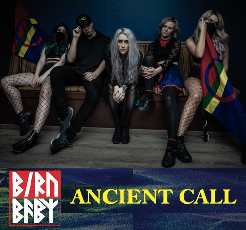 BIRU BABY - CD Ancient Call (Digipack)