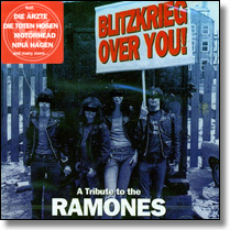 BLITZKRIEG OVER YOU - A TRIBUTE TO THE RAMONES - CD-Sampler