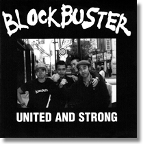 "BLOCK BUSTER - 7""EP United & Strong"