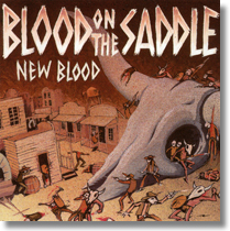 Blood On The Saddle CD