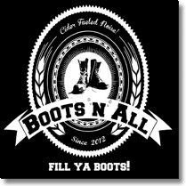 BOOTS`N`ALL - LP Fill Ya Boots! (Lim. Ed.)