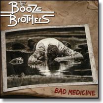 BOOZE BROTHERS, THE - LP Bad Medicine