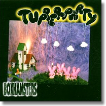 BOXHAMSTERS - LP Tupperparty (ReIssue/Lim. Ed./coloured Vinyl)