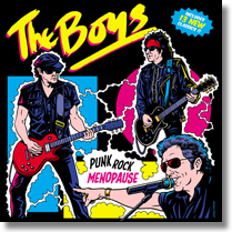 BOYS, THE - CD Punk Rock Menopause