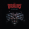 BRAINS, THE - LP Out In The Dark (Lim. Ed./red-clear Vinyl)