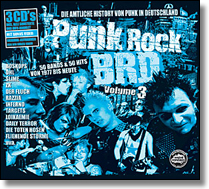 PUNK ROCK BRD Vol.3 - 3fachCD-BOX-Sampler