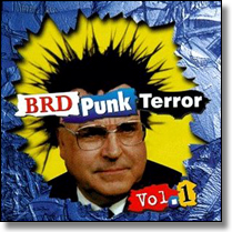 BRD PUNK TERROR VOL.1 - CD-Sampler