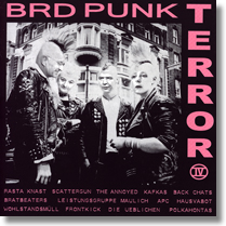 BRD PUNK TERROR VOL.4 - CD-Sampler