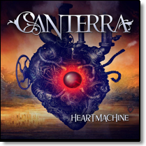 CANTERRA  - CD Heartmachine