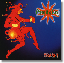 Carry The Day CD Crash