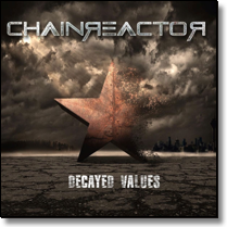 CHAINREACTOR - CD Decayed Values