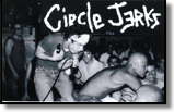 CIRCLE JERKS - MC Washington DC 1983