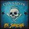 CITY SAINTS - LP(+CD) Pa Svenska