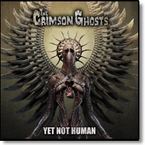 CRIMSON GHOSTS, THE - DoLP Yet Not Human (Lim. Ed./Gatefold/180Gr./Col.Vinyl