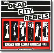 Dead City Rebels CD R n R Enemy Nr.13