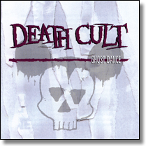 DEATH CULT - CD Ghost Dance