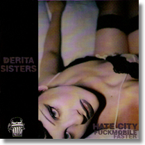 "COCKROACH CANDIES/DERITA SISTERS - Split-7""EP"