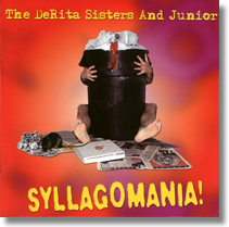 Derita Sisters CD Syllagomania