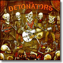 DETONATORS, THE - CD My Words