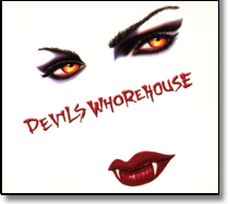 DEVILS WHOREHOUSE - CD The Howling (+ Bonus)