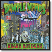 DIMPLE MINDS -  CD Krank Not Dead