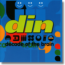 DIN - CD Decade Of The Brain