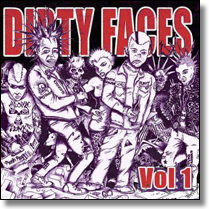 DIRTY FACES Vol.1 - CD-Sampler