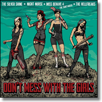 DON`T MESS WITH THE GIRLS - LP-Sampler (Lim. Ed../Col. Vinyl)