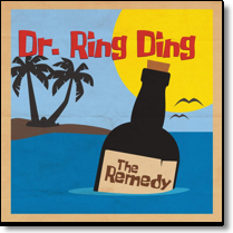 DR. RING DING - CD The Remedy (Digipack)