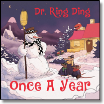 DR. RING DING - LP Once A Year (Lim.Ed./+ Download)