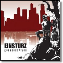 EINSTURZ - CD Konfrontation