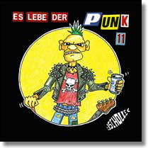 ES LEBE DER PUNK Vol.11 - CD-Sampler