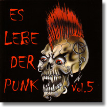 ES LEBE DER PUNK Vol.5 - CD-Sampler