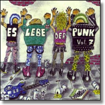 ES LEBE DER PUNK Vol.7 - CD-Sampler