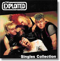 EXPLOITED, THE - CD Singles Collection (+ Bonus)