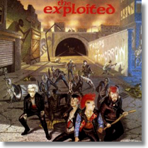 EXPLOITED, THE - CD Troops Of Tomorrow (+ Bonus)