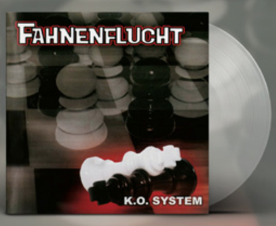 FAHNENFLUCHT - LP K. O. System (Lim. Ed./coloured Vinyl)