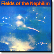 FIELDS OF THE NEPHILIM - CD Cologne Luxor 1988