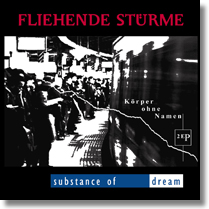 FLIEHENDE STÜRME / SUBSTANCE OF DREAM - Split-CD Körper ohne Namen