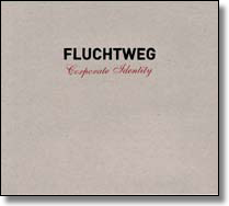 FLUCHTWEG - CD Corporate Idendity